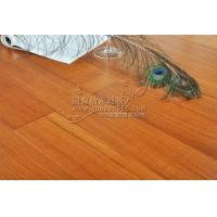 缅甸柚木地板 厂家直销 环保耐磨油漆 地暖地热