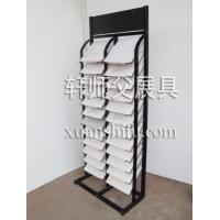 300*300天花板 集成吊顶展示架 瓷片摆放架 木板 石材