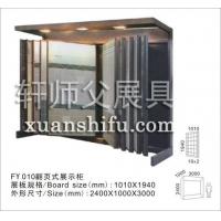 防滑砖展示架,耐磨砖展示柜,室内地板砖展示柜,室外地砖展览架
