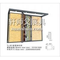 木纹墙面砖展示柜,马赛克展示柜,亮光砖展架,瓷砖柜