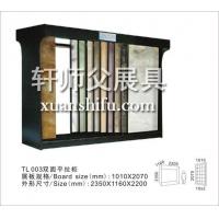 现代风格瓷砖店陶瓷展示柜,样品墙地砖展示架