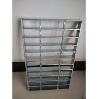 热镀锌防腐蚀漏水铁钢格栅板(图)