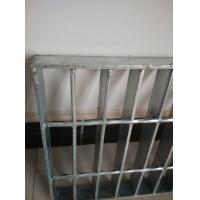 扁钢焊接热镀锌踏步板钢格栅板防腐蚀抗压