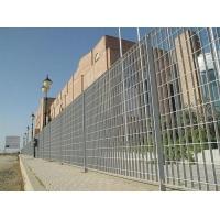 扁铁焊接热镀锌围栏钢格栅板图G253/90/100