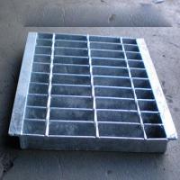 防滑抗腐蚀沟盖板格栅板库存