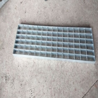 热镀锌格栅板齿型防滑