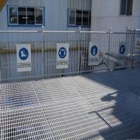 热镀锌平台钢格栅板|平台格栅板