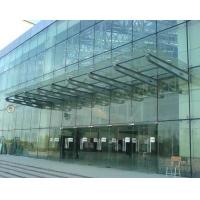 专业雨棚玻璃雨棚钢结构雨棚制作