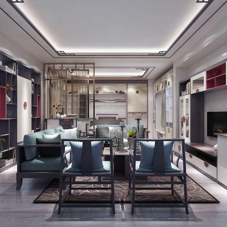 帅太 全屋家居-新中式客厅