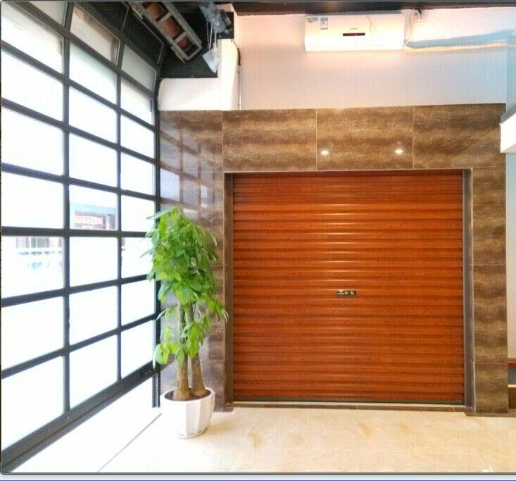 澳式镀铝锌彩钢板卷帘门