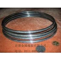 耐高温O型金属橡胶密封圈不怕腐蚀反复耐用