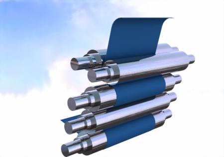 复合设备电磁加热辊 复合设备电磁加热辊 复合设备电磁加热辊