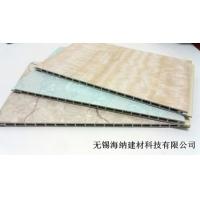 泰州竹木纤维集成墙板 集成墙板优惠供应