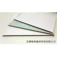扬州竹木纤维墙板厂家  集成墙板多少钱一平