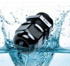 塑料防水接头 尼龙电缆接头