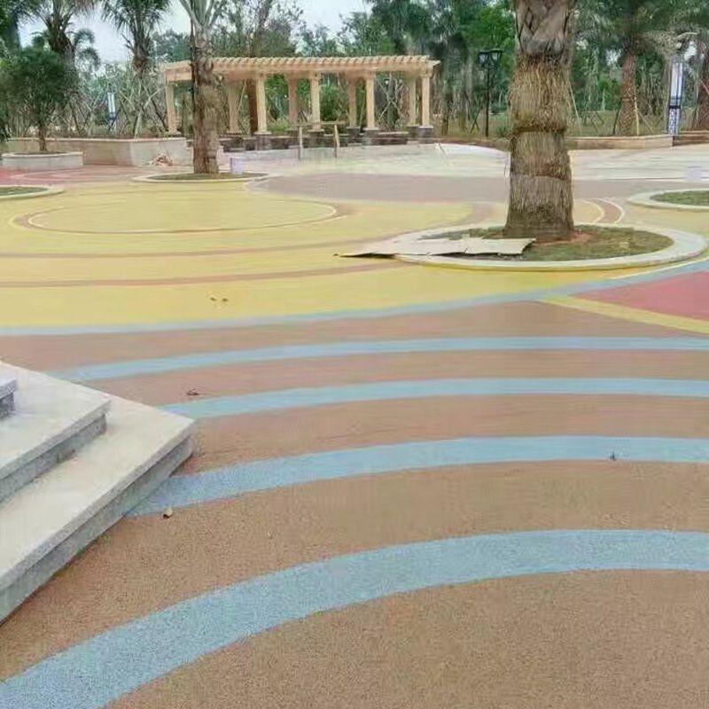 安徽PCL01彩色混凝土-合肥透水地坪