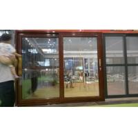 窗纱一体二合一重型推拉门 防盗别墅重型庭院门