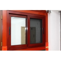 隔热隔音中空玻璃门窗 封阳台首选断桥推拉窗