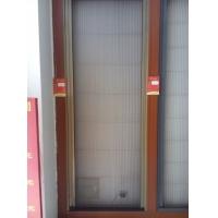 夏季防蚊虫必备无轨纱门 高端链条式隐形折叠纱门