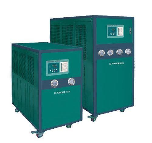 塑机辅机水冷式冷水机  塑料机械工业冷水机