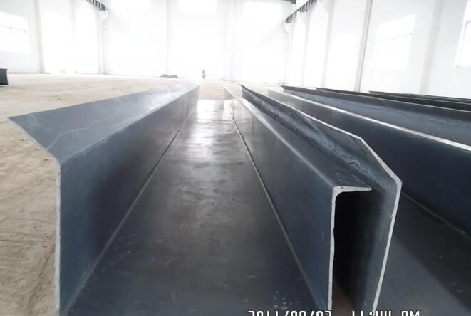和业装饰玻璃钢定制天沟 防腐耐高温隔热 玻璃钢天沟
