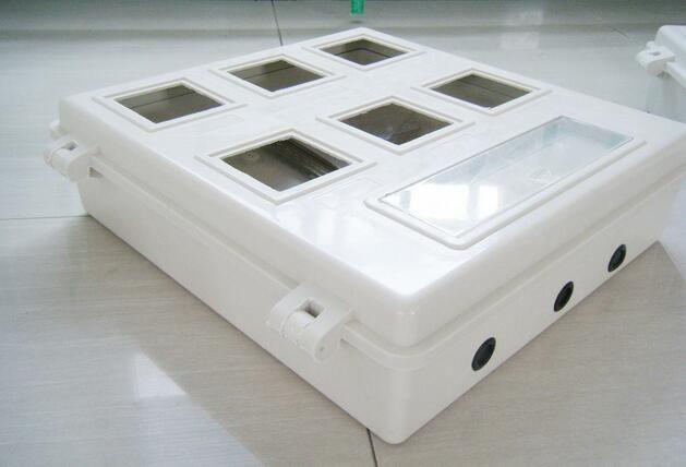 和业 电表箱 防腐坚固 玻璃钢电表箱 电表盒