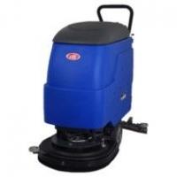 手推式电动洗地机|威德尔洗地吸干一体机|火车站用洗地机