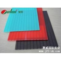 PC阳光条纹板|PC条纹板 聚威国际