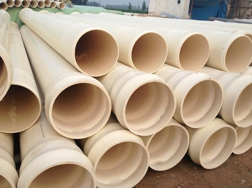 秦皇岛U PVC管PVC塑料管 PVC给水管