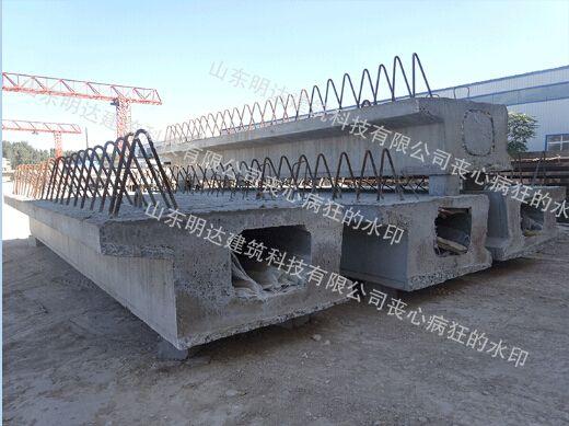 预制混凝土大型桥梁板pc构件图片