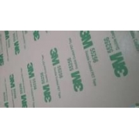 3M55256模切冲型—新版白底绿字 3M55256双面胶