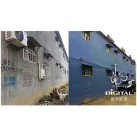 广东厂家直销农村房外墙翻新涂料,防水耐候一次成型