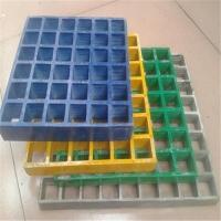 自产自销 厨房地沟盖板 排水沟玻璃钢盖板 养殖场玻璃钢格珊
