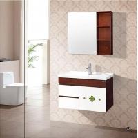 成都诺伊斯卫浴LYS-06悬挂式浴室柜