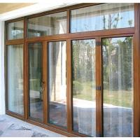 天津铝木复合推拉门 提升推拉门  德奥斯门窗专业