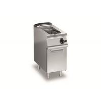 百年五星厨具供应电力单缸炸炉连柜AVEF37