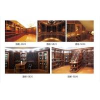 金虎定制家具-酒柜系列