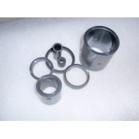 耐高温耐磨机械碳化硅密封圈密封环