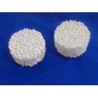 供应铸造用氧化铝氧化锆泡沫陶瓷/过滤陶瓷