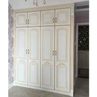 实木衣柜-法式风格实木衣柜01
