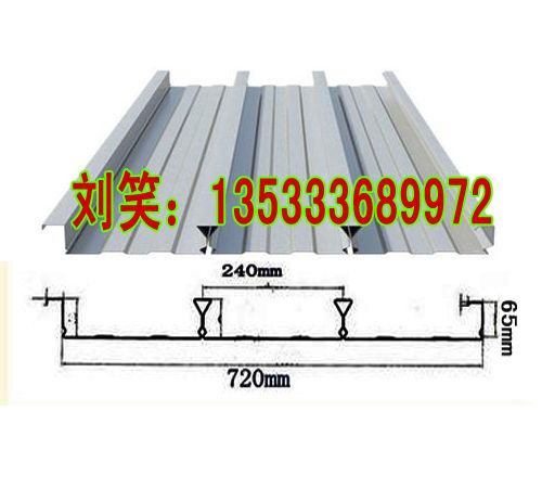 深圳钢结构楼承板720 南宁钢结构楼承板