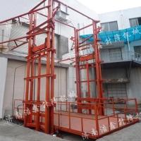 載重10噸導軌式升降貨梯