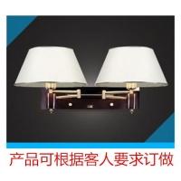 四方形PVC灯罩 酒店客房灯罩 圆形床头灯灯罩