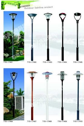 中华灯吴江|庭院灯安装|景观灯|庭院灯维修