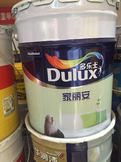 多乐士油漆家丽安油漆