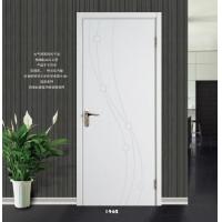 实木复合门室内套装家庭门木门烤漆白漆门