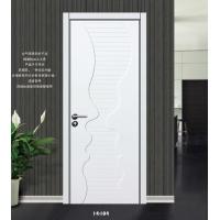 2014新款淼淼木门实木复合白色烤漆门家庭套装门平板门