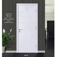 厂家直销2014新款淼淼木门白色平板门烤漆室内套装门实木复合