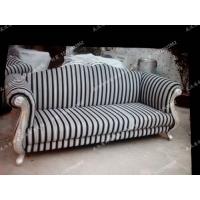 酒店包房沙发,欧式布艺沙发,实木雕花沙发,新古典成套沙发