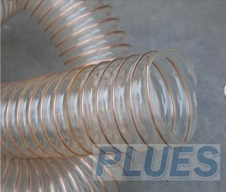 木工机械除尘软管|PU除尘管|吸尘软管